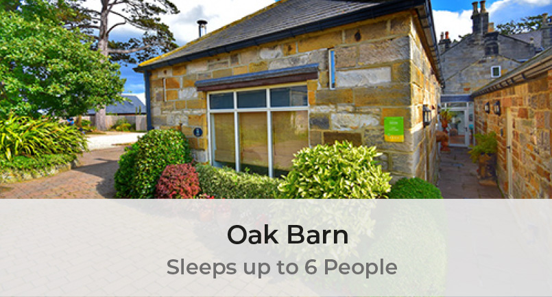 Oak Barn Holiday Cottages Whitby