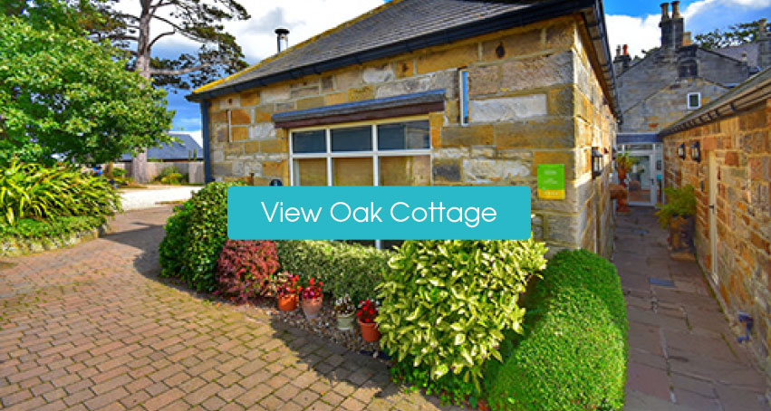 Oak Cottage Ridge Hall Holiday Cottages