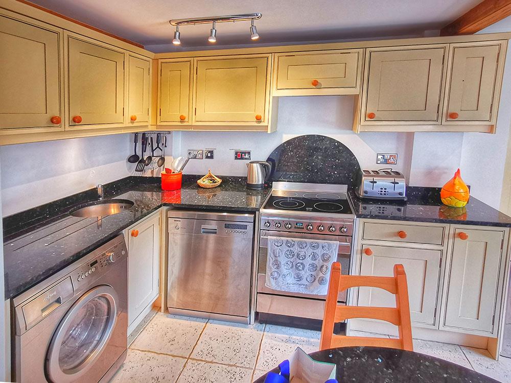 Willow Barn Kitchen