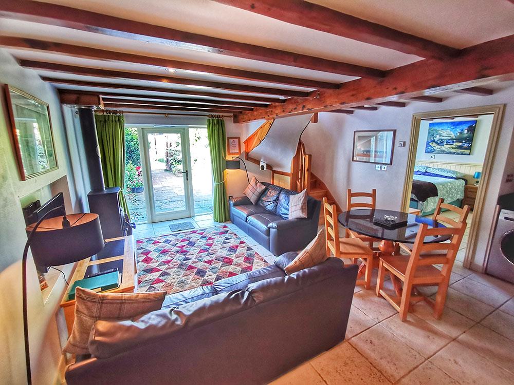 Willow Barn Living Room
