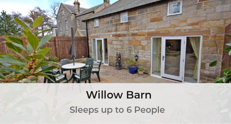 Willow Barn Holiday Cottages Staithes
