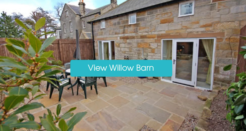 Willow Barn Ridge Hall Holiday Cottages